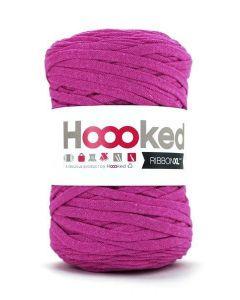 Hoooked RibbonXL Yarn - Crazy Plum