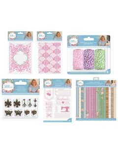 Sara Signature Sew Homemade Papercraft Bundle