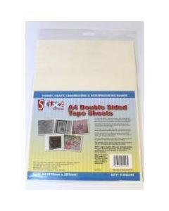 Stix2 A4 Double Sided Adhesive Tape Sheets