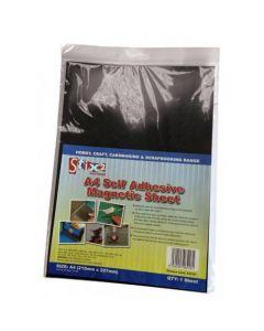 Stix2 Self Adhesive Magnetic Sheet - A4