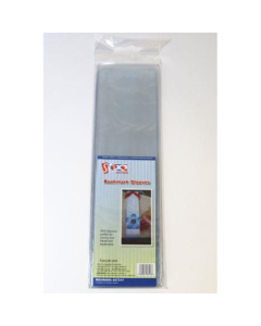 Stix2 PVC Bookmark Sleeves - 200 microns