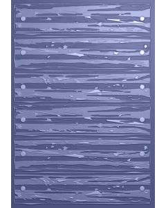 Sara Signature Nautical 3D Embossing Folder - Ship Deck
