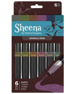 Sparkle by Sheena - Earth (6pk)