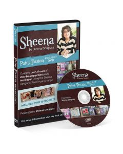 Sheena Douglass Paint Fusion - Project DVD (UK)