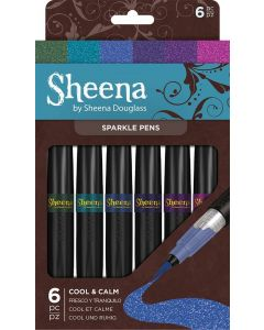Sparkle by Sheena - Cool and Calm (6pk)
