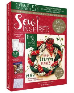 Sew Inspired Issue 10 Winter 2017 edition