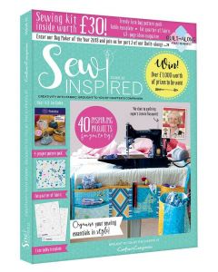 Sew Inspired Issue 12 - Summer 2018 edition
