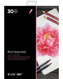 Spectrum Noir 9x12 Premium Pencil Paper Pad