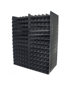 The Ultimate Pen Storage pack of 14 Black Trays