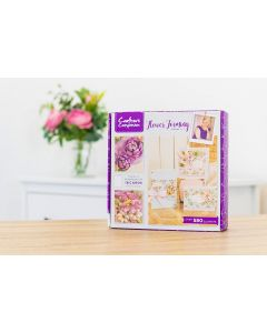 Crafter's Companion Monthly Craft Kit 13 - Foam Flower Forming Kit (Individual Purchase)