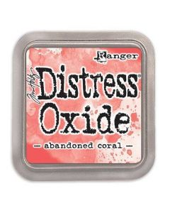Tim Holtz Distress Oxides Ink Pad - Abandoned Coral