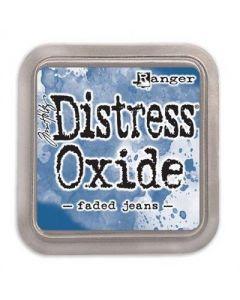Tim Holtz Distress Oxides Ink Pad - Faded Jeans