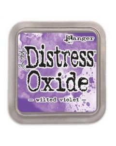 Tim Holtz Distress Oxides Ink Pad - Wilted Violet