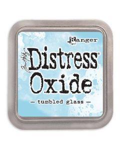 Tim Holtz Distress Oxides Ink Pad - Tumbled Glass