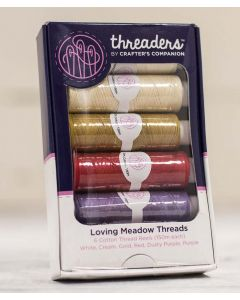 Threaders Loving Meadow 6 Piece Thread Box