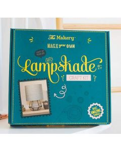 The Makery Craft Kit - Lampshade