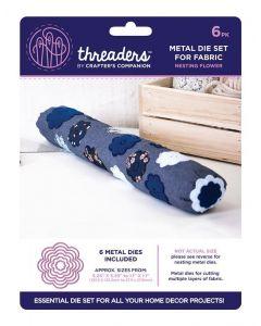 Threaders Die - Nesting Flower