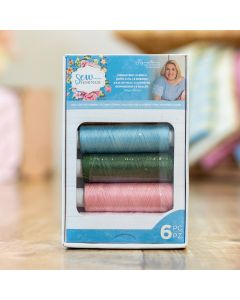 Sara Signature Sew Homemade Thread Box