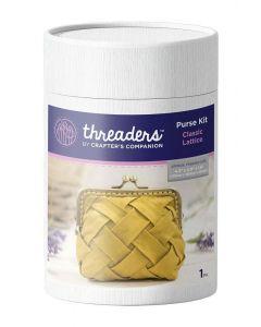 Threaders Purse Kit - Classic Lattice