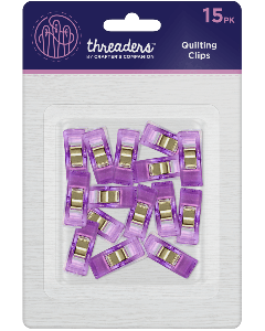 Threaders Quilting Clips