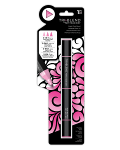 Spectrum Noir TriBlend Markers - Bright Pink Blend