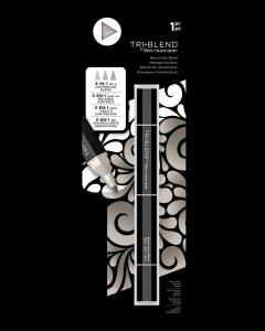 Spectrum Noir TriBlend Markers - Brown Grey Blend
