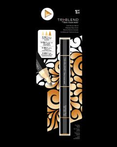Spectrum Noir TriBlend Markers - Gold Brown Blend
