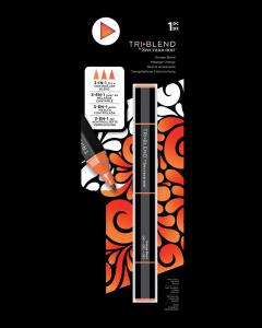 Spectrum Noir TriBlend Markers - Orange Blend
