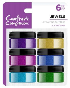 Crafter's Companion Glitters - Jewels