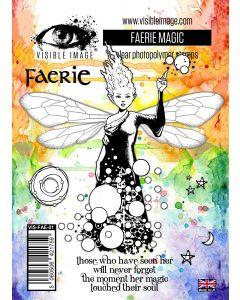 Visible Image Faerie Magic Stamp Set