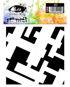 Visible Image Stencil - 1983