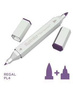 Illustrator by Spectrum Noir Single Pen - Regal
