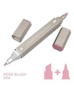 Graphic by Spectrum Noir Single Pens - Rose Blush
