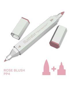 Illustrator by Spectrum Noir Single Pen - Rose Blush