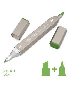 Graphic by Spectrum Noir Single Pens - Salad