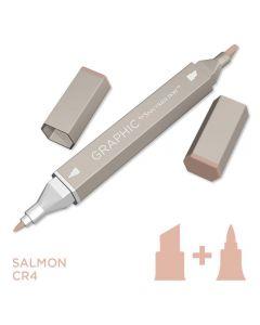 Graphic by Spectrum Noir Single Pens - Salmon