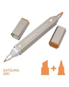 Graphic by Spectrum Noir Single Pens - Satsuma