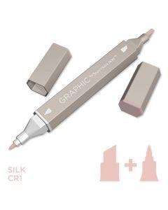 Graphic by Spectrum Noir Single Pens - Silk