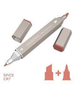 Graphic by Spectrum Noir Single Pens - Spice