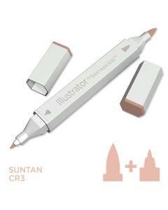 Illustrator by Spectrum Noir Single Pen - Suntan