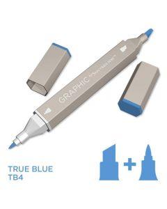 Graphic by Spectrum Noir Single Pens - True Blue