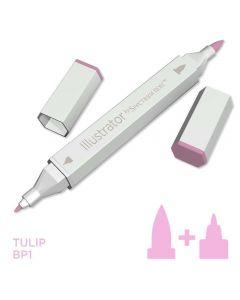 Illustrator by Spectrum Noir Single Pen - Tulip