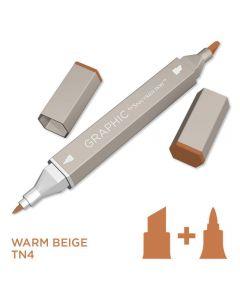 Graphic by Spectrum Noir Single Pens - Warm Beige