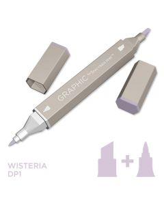 Graphic by Spectrum Noir Single Pens - Wisteria