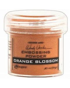 Wendy Vecchi Embossing Powder - Orange Blossom