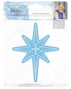 Sara Signature Winter Wonderland Metal Die - Star of Bethlehem