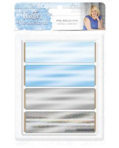 Sara Signature Winter Wonderland - Foil Rolls (4pk)