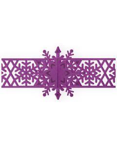 Gemini Elements Wrap Die - Decorative Snowflake