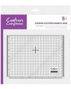 Crafters Companion Stamping Platform-4 x 4